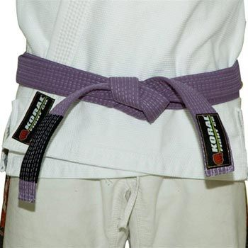 Koral BJJ Belt - Purple