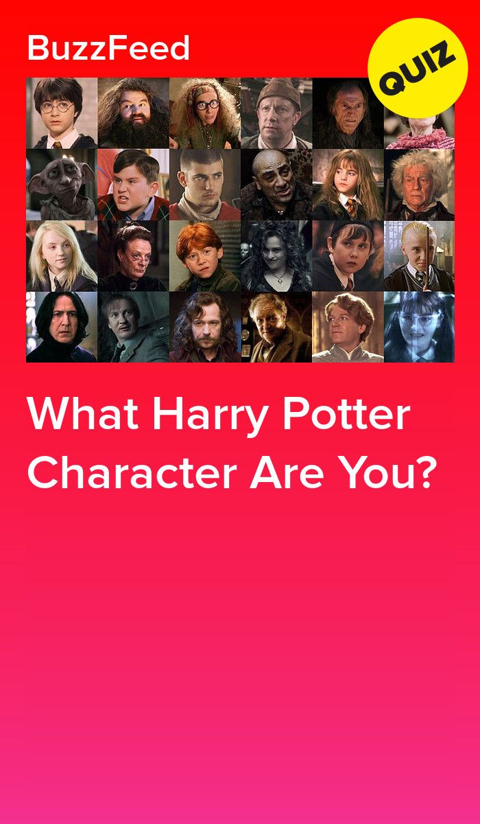 What Harry Potter Character Are You Harry Potter Characters Harry Potter Quiz Harry Potter Character Quiz
