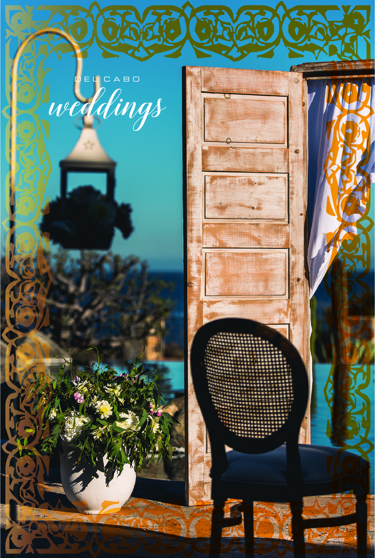 Old is the new NEW! Find in our boards new shabby wedding decorations for your ceremony! Del Cabo Weddings will make you dream wedding a reality!