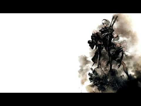 NieR:Automata OST - 1.10 オバアチャン/破壊 - YouTube