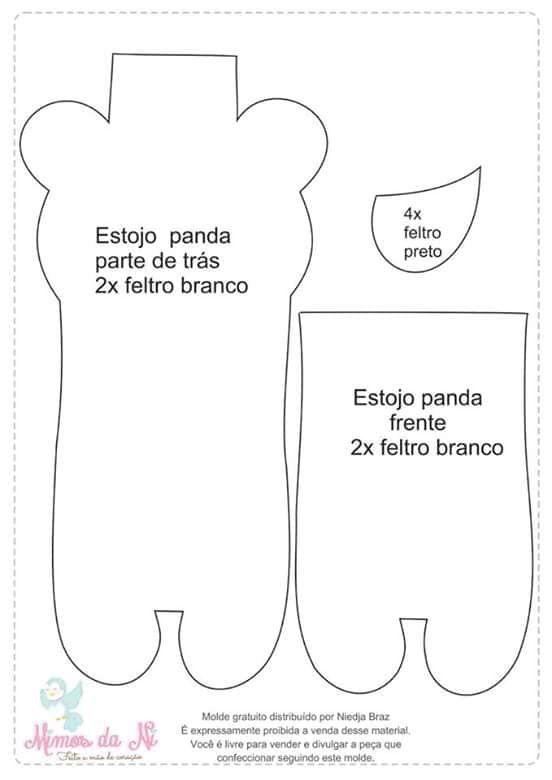 Pin de ROSA B. HUAMÁN SÁNCHEZ en MIÑATURAS EN FIELTRO   Pinterest ...