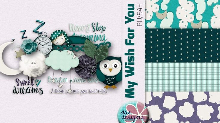 My Wish For You by Dae Designs.