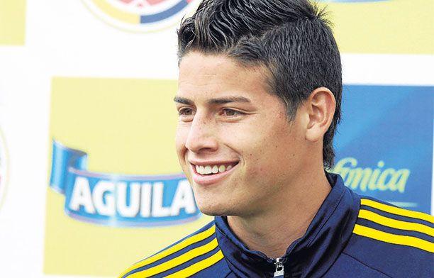 James Rodriguez.