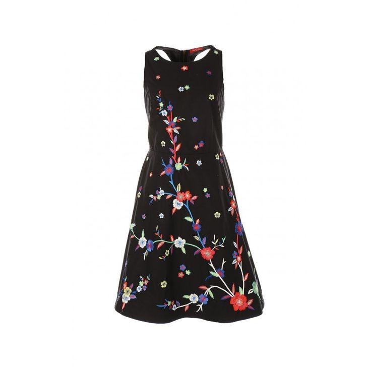 Derhy Black Ligurie Dress