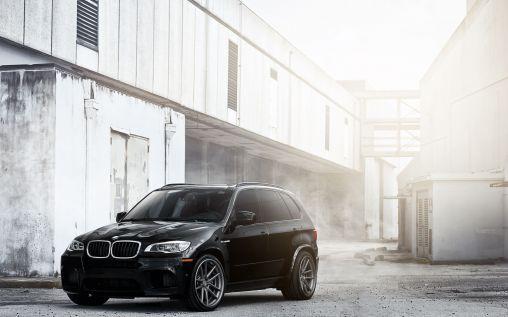 2013 BMW E70 X5 M 4.4-liter V8 2560×1600 HD