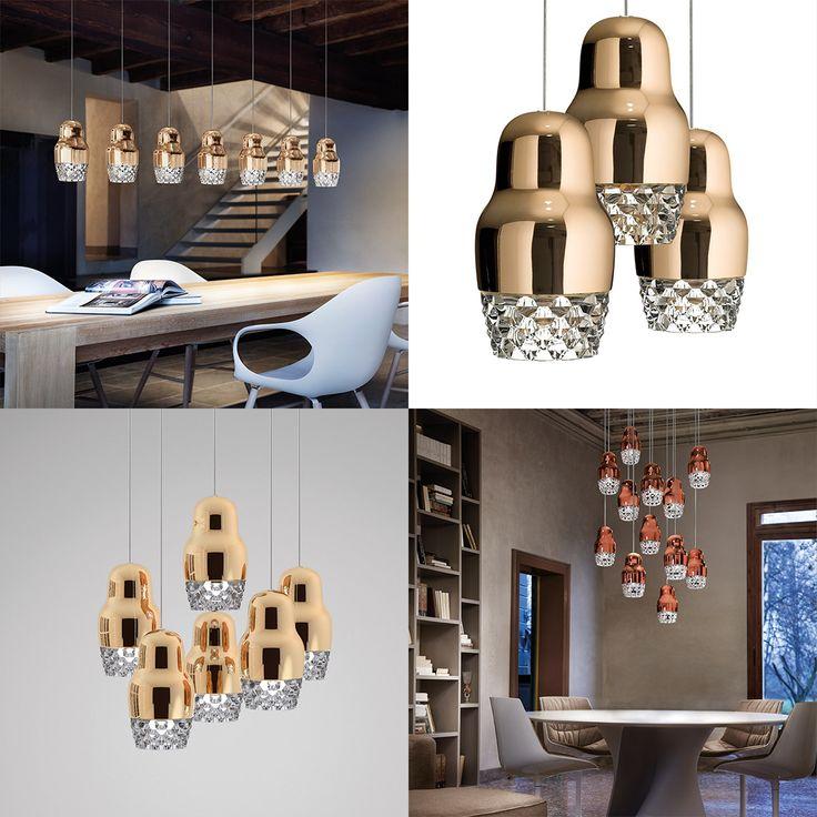 Fedora Lamp By Dima Loginoff For AXO Light Www.axolight.it #axolight #
