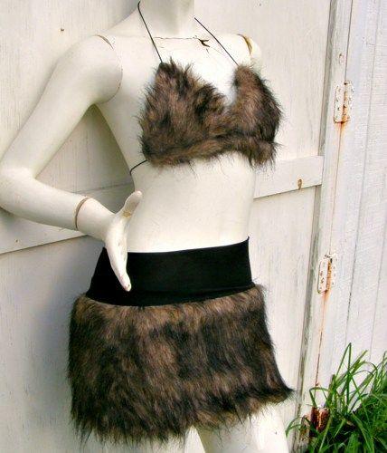 Think, that Fur bikini contest