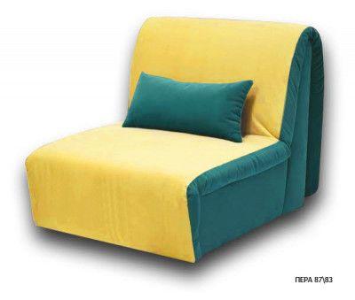 Кресло-кровать Акварель Пера 87 83