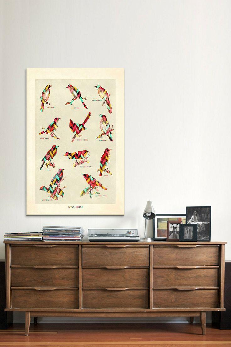 Song Birds by Maximilian San