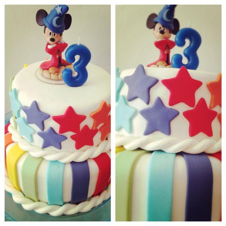 Mickey Fantasy Cake...