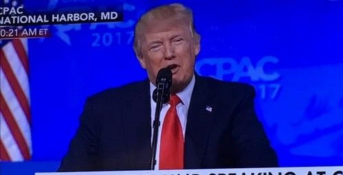 CPAC straw Poll shows Conservatives with Trump, Say he's 'realigning' Movement - http://conservativeread.com/cpac-straw-poll-shows-conservatives-with-trump-say-hes-realigning-movement/