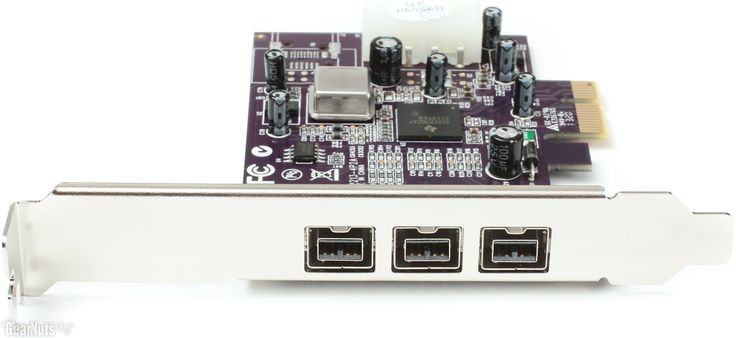 Sonnet Allegro FW800-E FireWire 800 PCIe