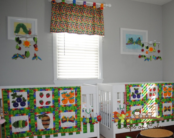 Baby Crib Mobile Nursery Caterpillar Erfly Inspired By The Very