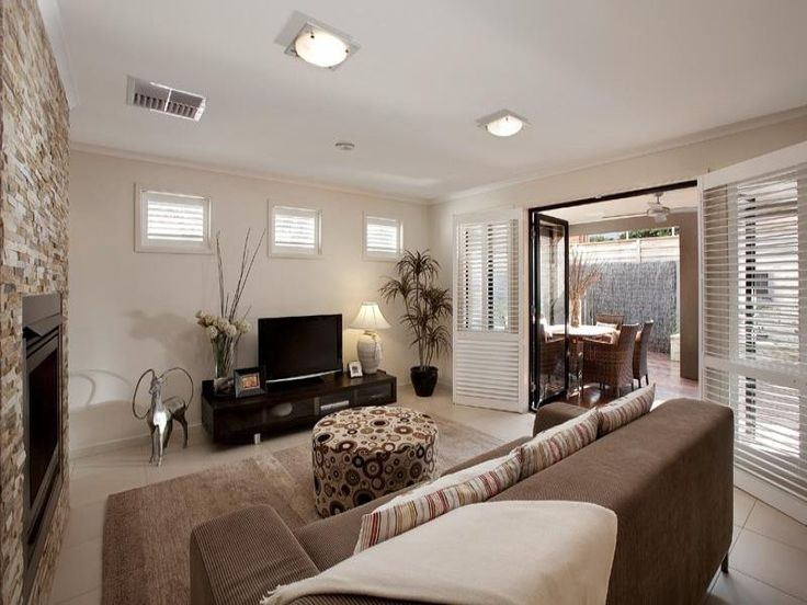 Dining Living Living Room Using Neutral Colours With Carpet U0026 Bi Fold Doors    Living Area Photo 309214 Part 32