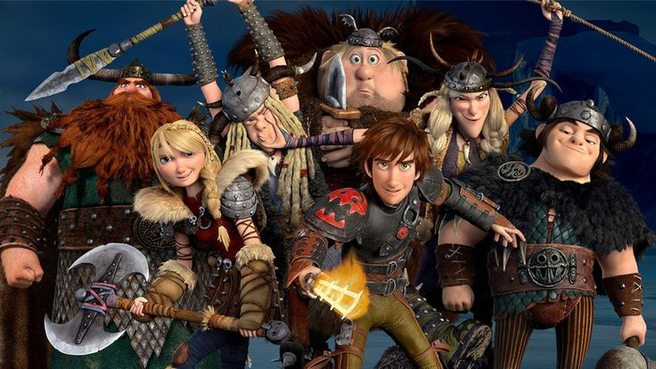 Watch How to Train Your Dragon 2 (2014) Full Movie Online - FREE Streaming | Wadool.Com