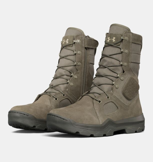 f03ca16b Men's UA FNP Zip Tactical Boots   Under Armour US in 2019   Boots ...