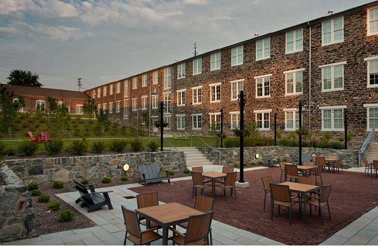 Baltimore Factory Goes From Textile Mill to Teacher Housing | Curbed