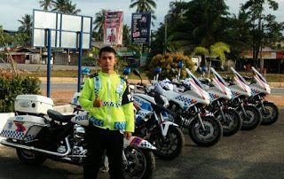 POLISI TNI GANTENG: Lihat Polisi Terganteng Kota Batam yang Jadi Buah Bibir Ibu-Ibu dan Para Gadis