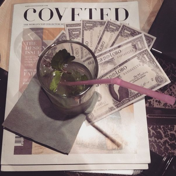 CovetEdition is ready to party in Milano! #CovetEdition #coveted #Milano #interiordesignmagazine #travel