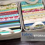 Portable Fabric Storage