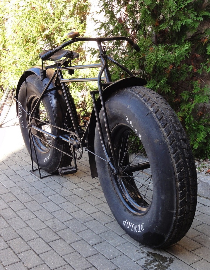 Vintage Fatbike | biccicletta | Bike, Fat bike, Bicycle