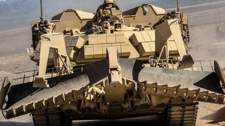 Unbelievable Largest Dangerous Military Vehicles