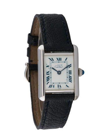 Cartier Must de Cartier Tank Solo Watch