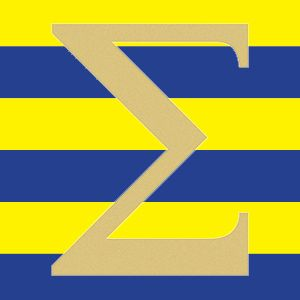 wooden greek letter sigma for frats and sororities paddles and signs and other