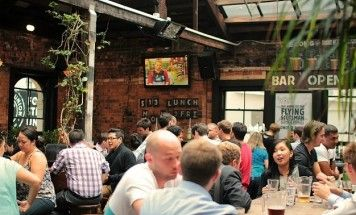 Fort Street Union - Bar & Restaurant - Auckland NZ #kiwihospo #FortStreetUnionBarandRestaurant  #Auckland #NZ  #KiwiBars #KiwiRestaurants