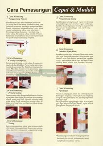 "Harga TALANG LINDAB 081284559855,,087770337444 TALANG lindab ""exclusive"" CV HARDA UTAMA Talang Lindab (Water Gutter) Metal baja Untuk urusan Talang, Talang Lindab yang satu ini puas pakai nya. Di banding kan dengan talang PVC, Talang Lindab jauh lebih awet dan tahan lama. Aksesoris komplit dan pemasangannya mudah. CV.HARDA UTAMA ""melayani penjualan talang Lindab seluruh Indonesia"