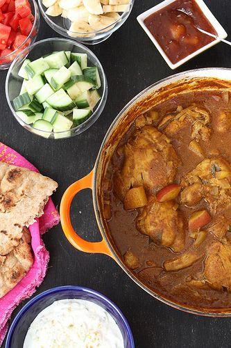 Mum's Chicken & Potato Curry | Recipe | Chicken curry ...