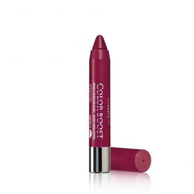 #BourjoisFrenchChic Ruj Color Boost Plum Russian
