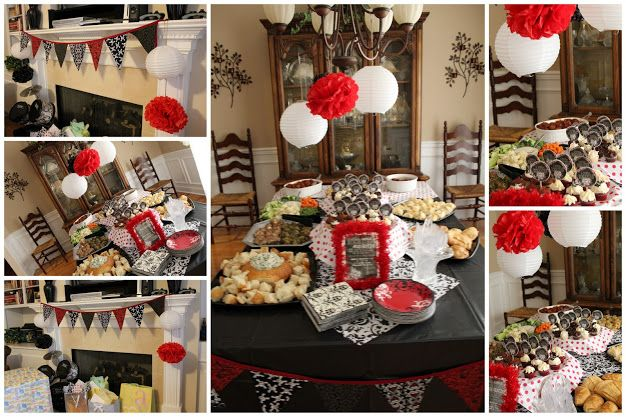 i love lucy party decorations - Google Search