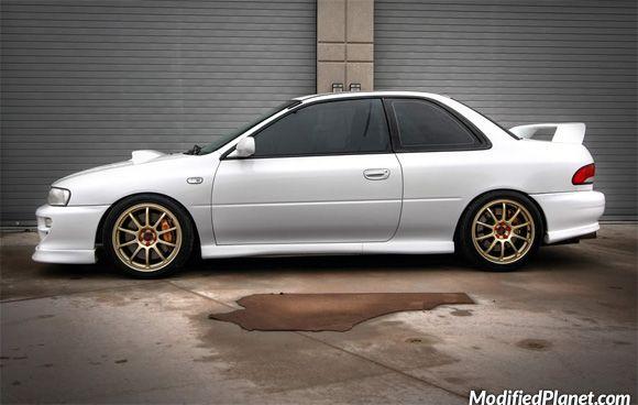 Subaru 2.5 RS GT >>> Dear Santa........ :$