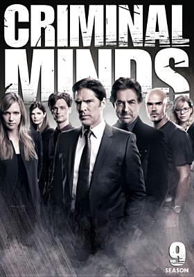 "New to the Library! August 2016 ""Criminal Minds"". Season Nine [DVD videorecording]"