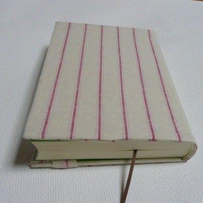 ブック カバー 作り方 布 縫わ ない