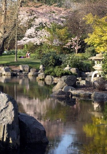 London's best secret gardens: Kyoto Garden