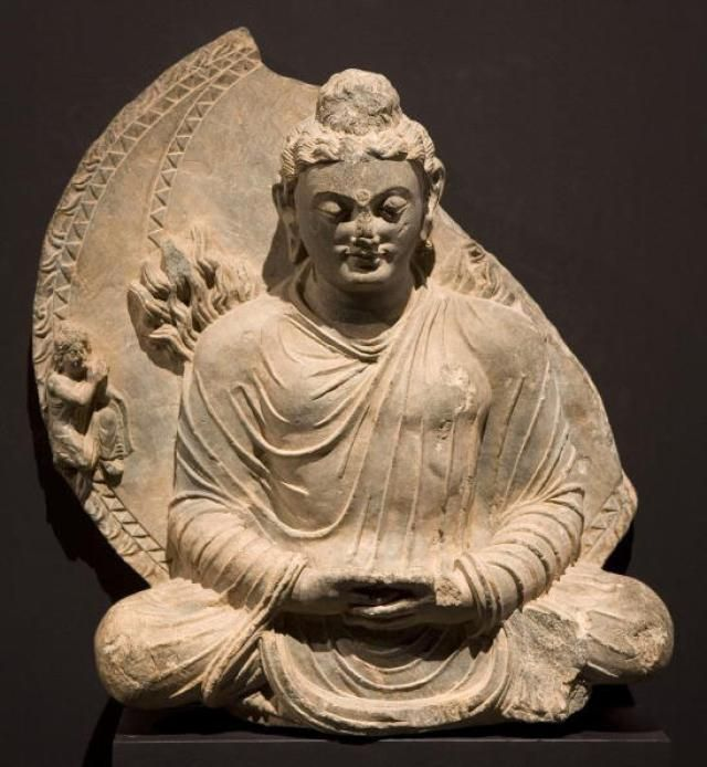 The ancient Buddhist kingdom of Gandhara stretched across what is now Afghanistan and Pakistan and made invaluable contributions to Buddhist art.