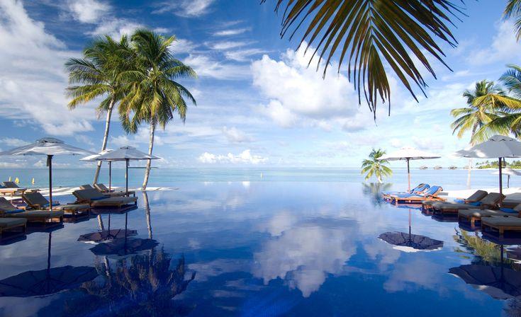 The 5* Star Conrad Maldives Rangali Resort Island  www.caandesign.com