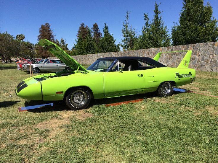 Best Daytonas And Superbirds Images On Pinterest Dodge