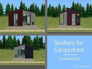 Mod The Sims - Shelters for Salesmen - The Businesses