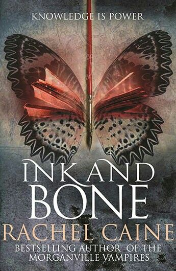 Ink and Bone / Rachel Caine. In 48AD the Great Library of Alexandria was destroyed by fire. But what if the fire had been stopped? What would the Library have become? Fast forward: the Great Library is now a separate country, protected by its own standing army. It has grown into a vast power, with unquestioned and unrivalled supremacy. Jess Brightwell, seventeen and very smart, with a gift for mechanical engineering, has been sent into the Great Library as a spy for his criminal family