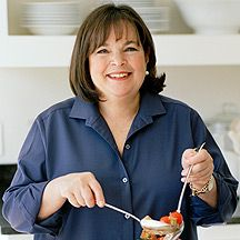 I want to be Ina Garten.  Except for her love of pets and wine--we have similar tastes.