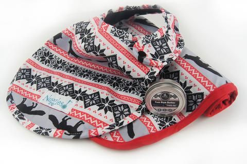 Nuggles Limited Edition Delish Gift Set! - Après Ski/Winter Fox CLEARANCE