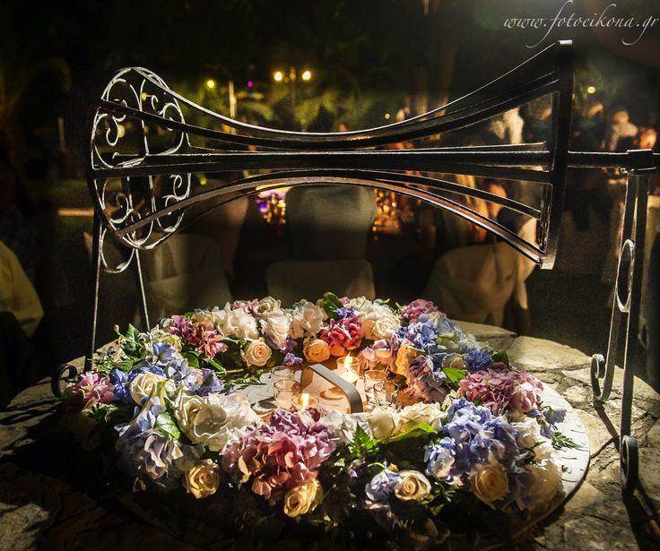 Astonishing wedding day #Lefkas #Ionian #Greece #wedding #weddingdestination #decorations Eikona Lefkada Stavraka Kritikos