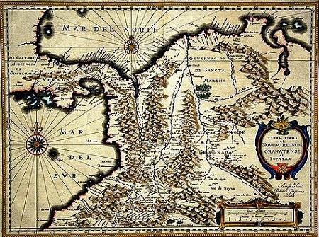 Historia de Cartagena de Indias, principales acontecimientos históricos a lo largo de: 1. Descubrimiento y conquista, 2. Colonia, 3. Independencia, 4. República.