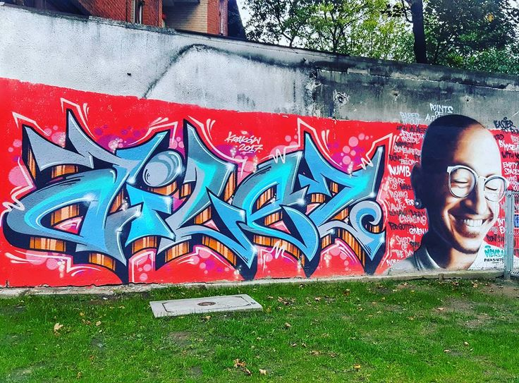 Bumped into this graffiti dedicated to Chester from Linkin Park on my way to the local pub . . #canigetanencore #ripchester #linkinpark #chester #chesterbennington #numb #graffiti #graffitiart #urbanart #iseeplaces #like4like #l4l #picoftheday #instagood #instagram #photography #urbanart #streetart #sprayart #chesterbenningtonrip #graffitiporn  #graffitiigers