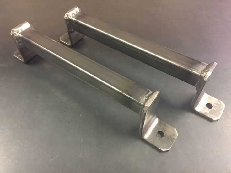 Industrial Door Handle/Pull (Pair) by IdahoSteelworksLLC on Etsy https://www.etsy.com/listing/270472883/industrial-door-handlepull-pair