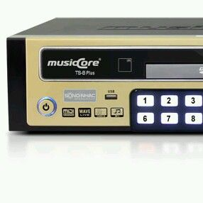 Musiccore TS8 Plus