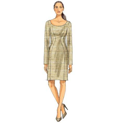 Patron de robe - Butterick 5998